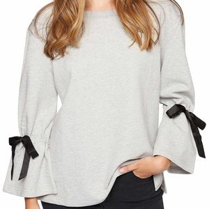 Sanctuary Tierney Tie Sleeve Sweater